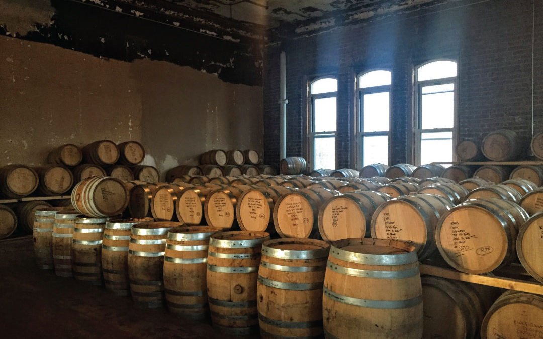 New York City's Oldest Operating Whiskey Distillery