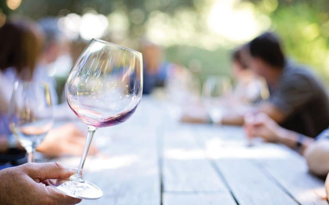 The Laywoman's Guide To How Wine Gets Into Your Glass