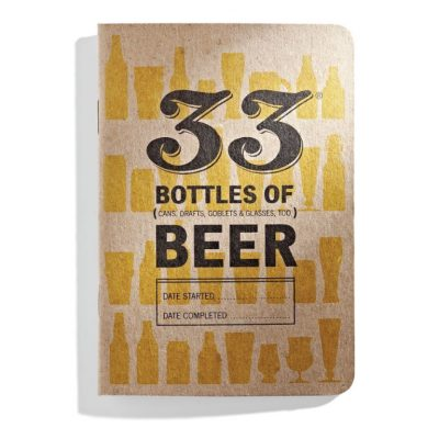 Beer Tasting Notepad