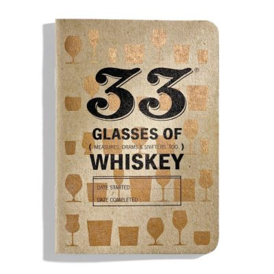 Whiskey Tasting Notepad