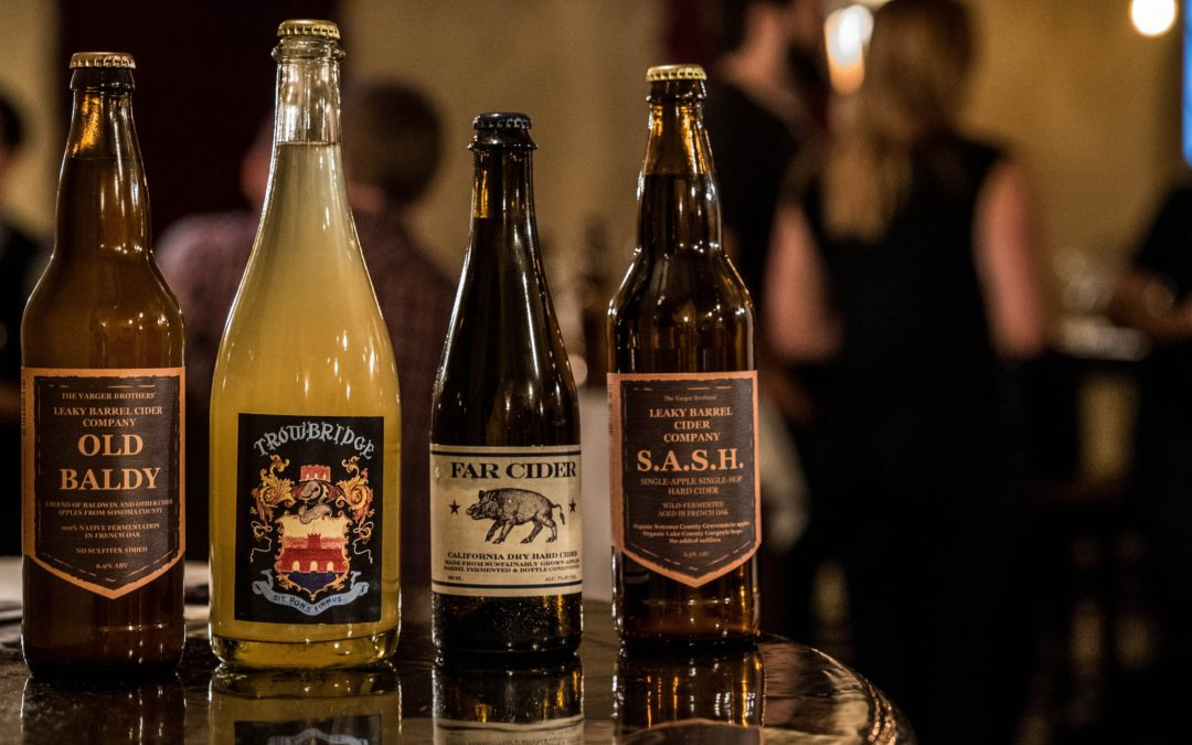 Converting Cider Skeptics into Cider Enthusiasts…Join us in SF on 11/17/17!