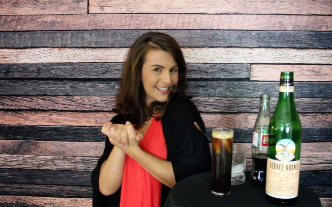 VIDEO: We're Making The Perfect Argentinean Fernet & Coke!