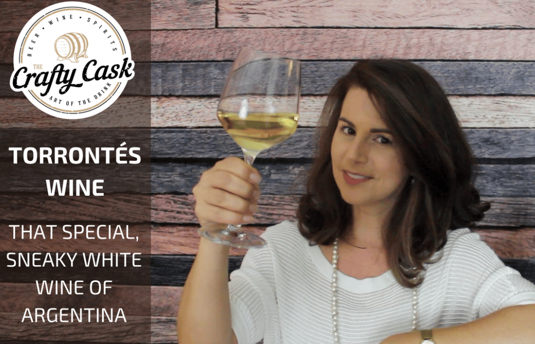 VIDEO: Torrontés – That Special, Sneaky White Wine of Argentina