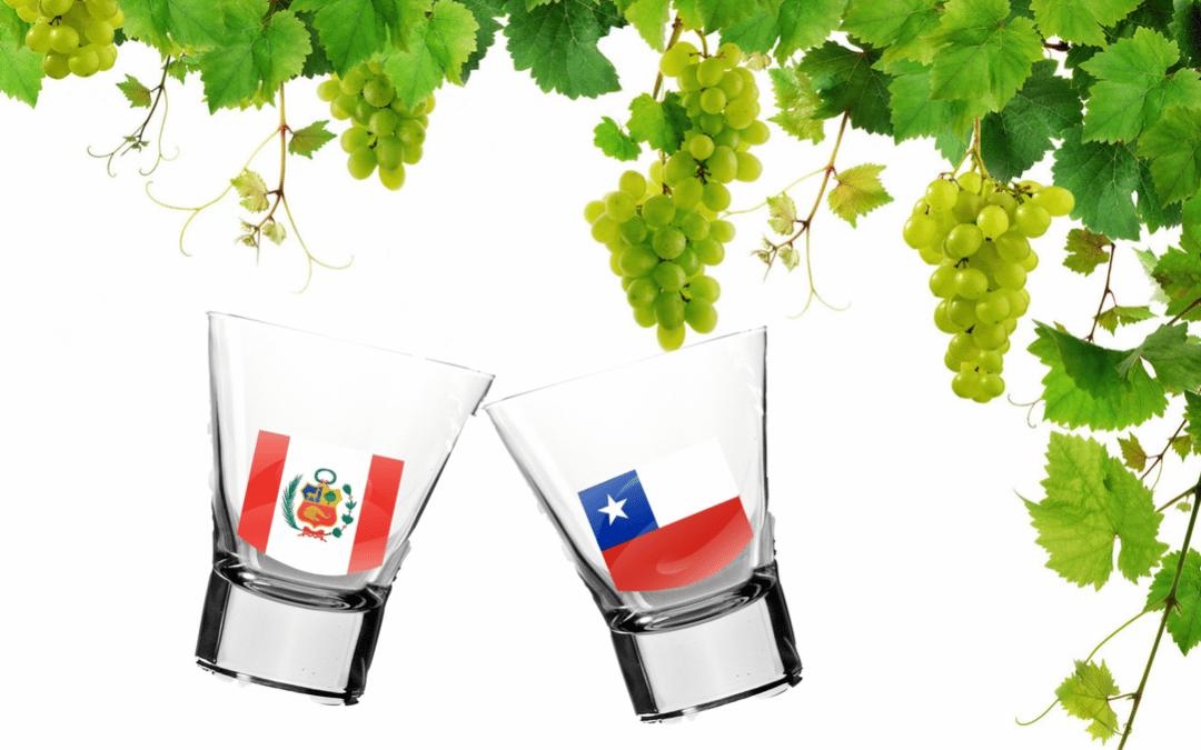 Peru vs. Chile: The Never-Ending Pisco Rivalry