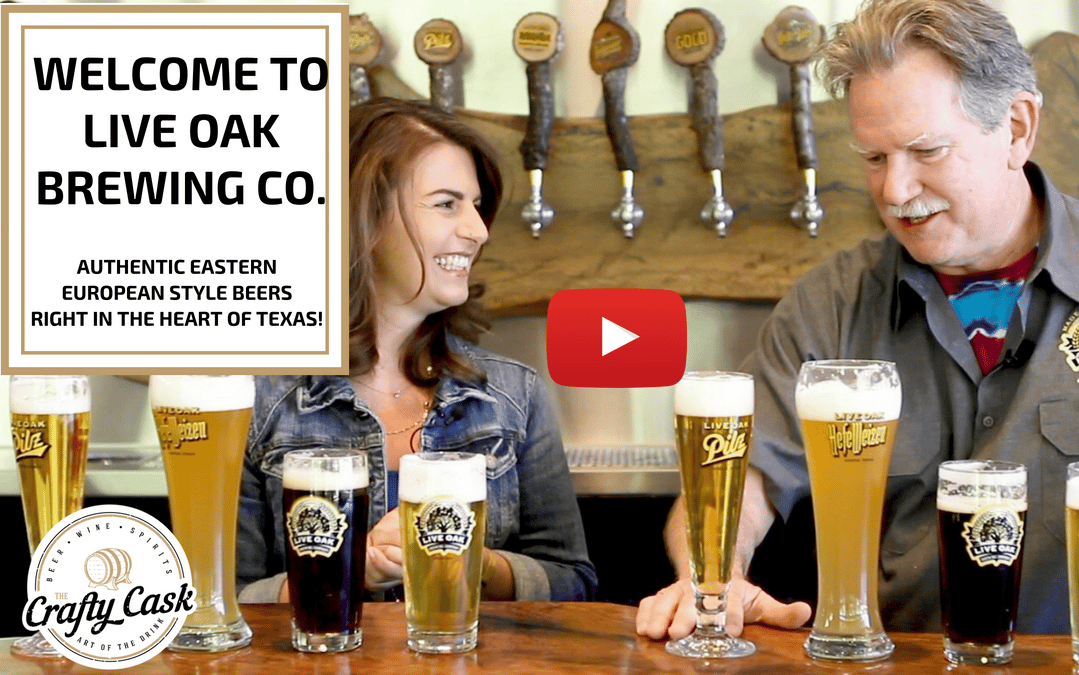 VIDEO: Live Oak Brewing Company