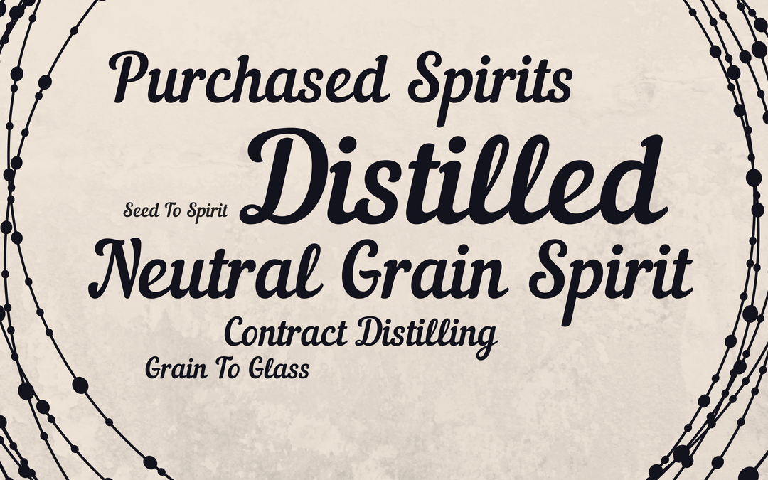 Distilling 101: How Craft Is The Bottle You're Drinking?