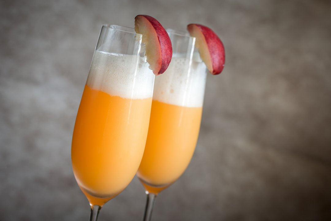Traditional Holiday Drinks - Italy's Bellini