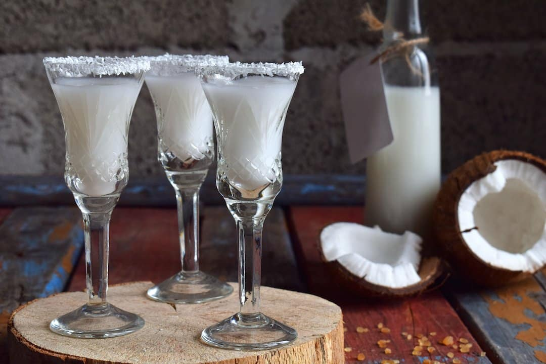 Traditional Holiday Drinks - Puerto Rico's Coquito